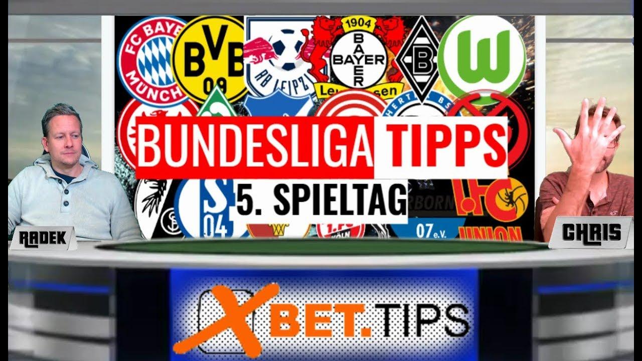 Bundesliga Prognose Tipp