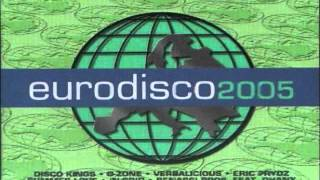 1.- DISCO KINGS - Born To Be Alive(Original Radio Edit)(EURODISCO 2005) CD-1