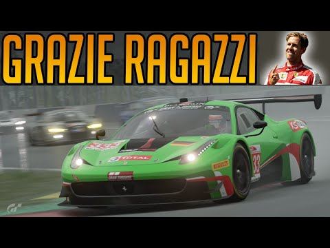 Gran Turismo Sport: Grazie Ragazzi Intensifies