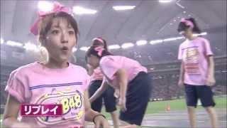 AKB48 たかみなのリプレイに注目しました!! かわいいけどちょっと変?!