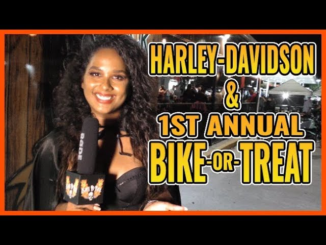 Born To Ride TV Episode #1237 - Harley-Davidson, 1st Annual Bike-or-Treat