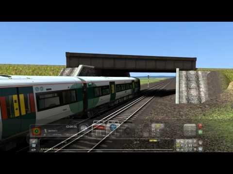 Portsmouth Direct Line Extension to Brighton W.I.P London Victoria to Bognor Regis via Littlehampton
