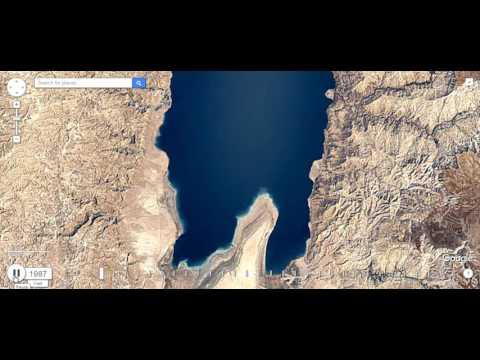 Earth Engine Timelapse Dead Sea