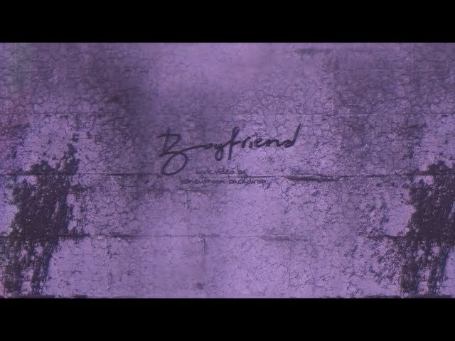 Ariana Grande, Social House - boyfriend (Lyric Video)