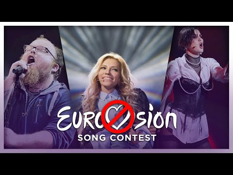 All Entries That Never Got To Perform On The Eurovision Stage