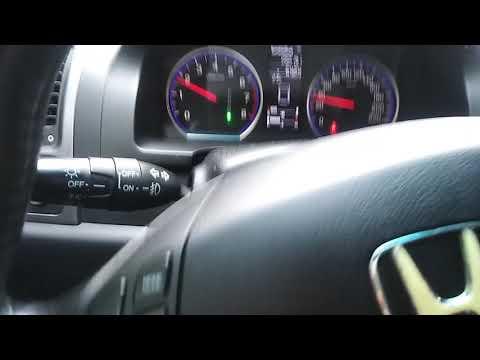 P0843 Luz D Parpadeando Honda CR-V Interruptor de presión de aceite de circuito embrague 2°