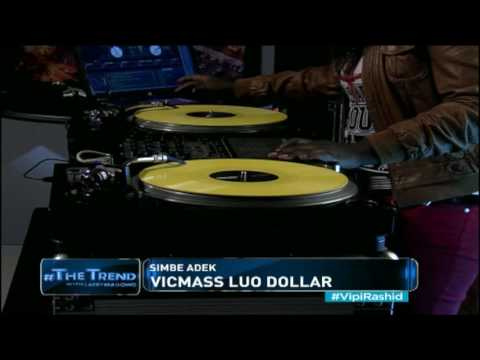 Vicmass Luodollar performs 'Simbe Adek' live on...