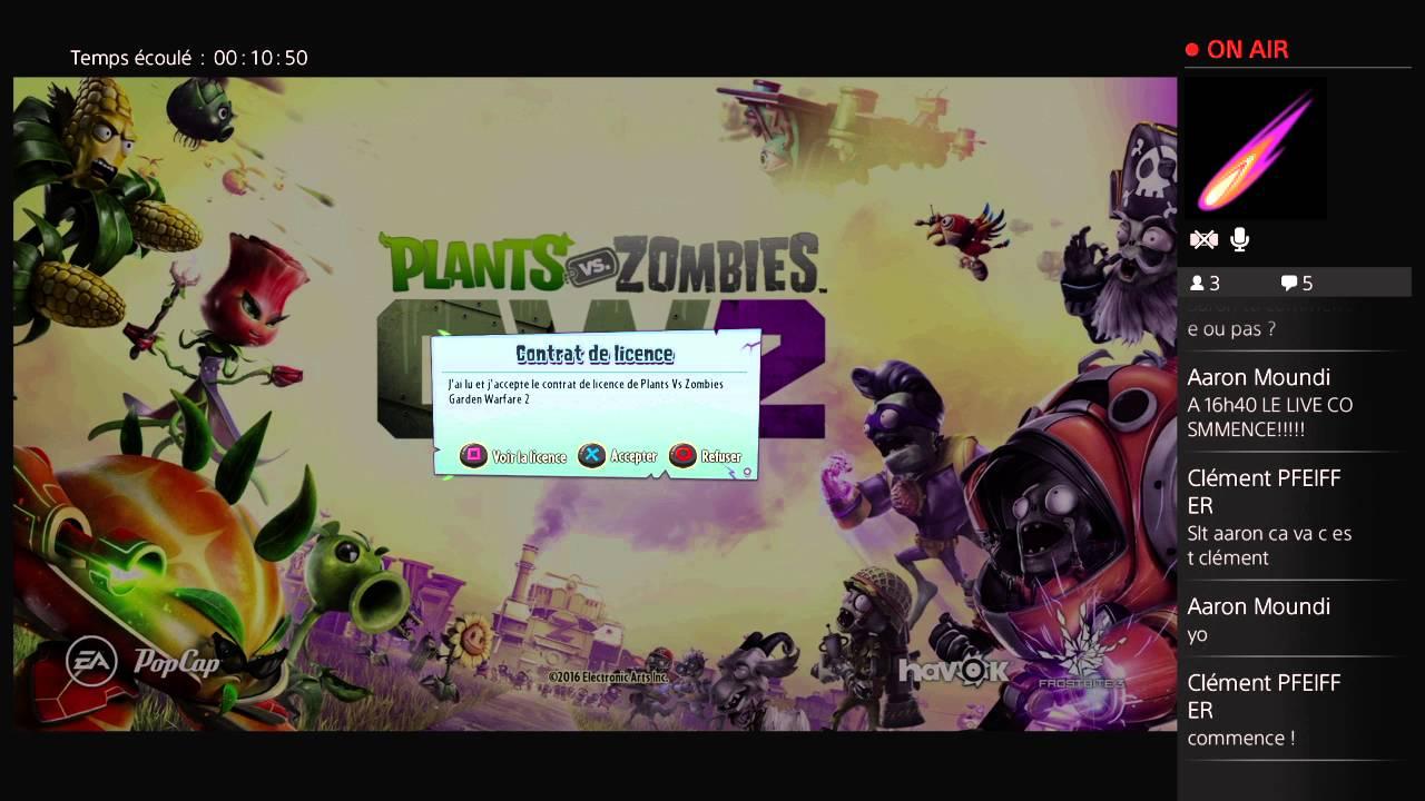 Live de plante vs zombie gw2 beta youtube for Plante vs zombie