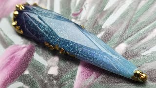 HOW I DID THIS GORGEOUS DIAMOND FACET NAIL DESIGN