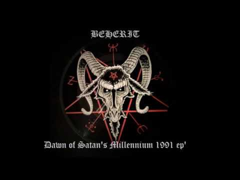 Beherit Dawn of Satans Millennium 1991 FULL EP VINYL RIP