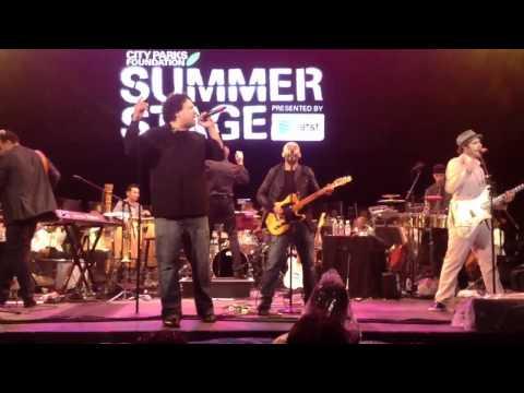 Ozomatli Ya Viene el Sol with NY Pops