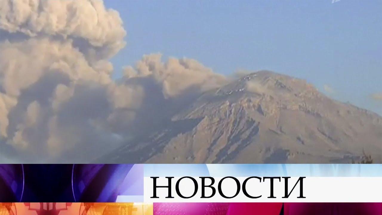 Йеллоустонский вулкан все ли так серьезно?