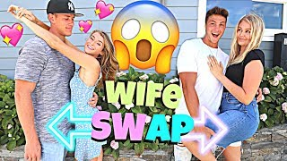 WIFE SWAP CHALLENGE (GONE WRONG)