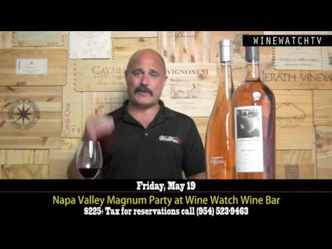 Napa Valley Magnum Party at Wine Watch Wine Bar - click image for video