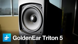GoldenEar Triton 5 Loudspeaker - Review
