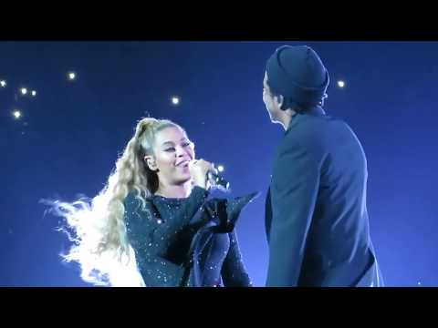 Beyoncé & Jay - Z OnThe Run Tour - Forever Young/Perfect live