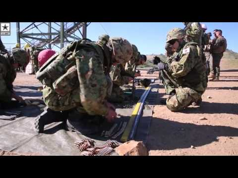 Military | JGSDF Platoon Attack Training – Japan Ground Self-Defense Force (陸上自衛隊)