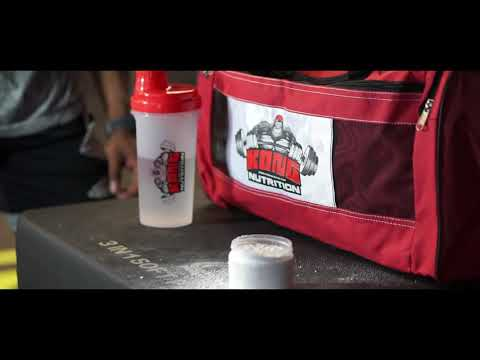 Kong Nutrition / Cross Box / Strenth Battle / Trance Events / Product B Roll + Workout + Sponcers /