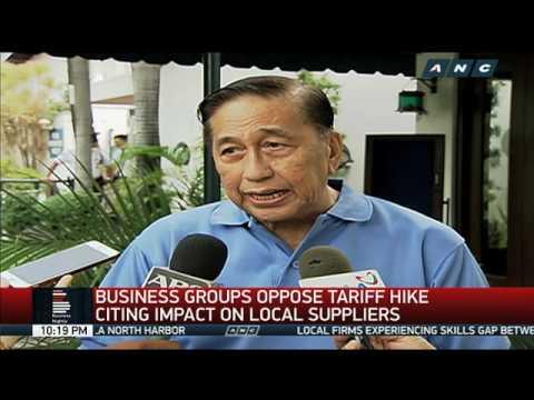 Businessmen oppose 24% hike in cargo handling tariff