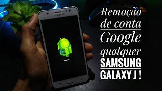 🛠️como remover conta Google samsung galaxy J1 J2 J3 J5 J7 ANDROID 5.0/6.0