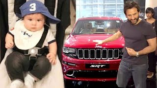 Childrens day gift to taimur from his dad Saif ali khan worth Rs 1.30 crores only