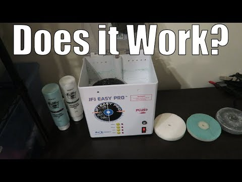 Does The JFJ Easy Pro Actually Work? Cleaning Videos Games And Discs