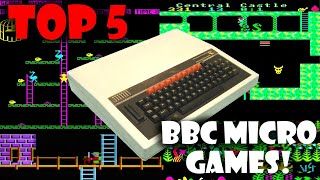 My top 5 BBC Micro Computer Games