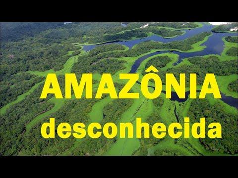 Amazônia Desconhecida - Documentário - DUBLADO - HD - Discov