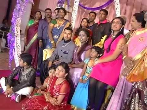 Malaysian Indian Wedding Dinner Celebration M. sasi & D. sasi MARCH 22nd 2014 PART 2