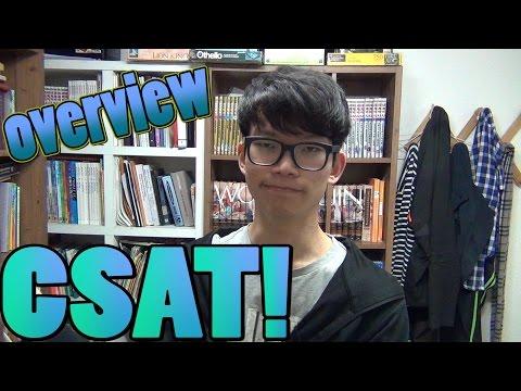2015 CSAT: Overview
