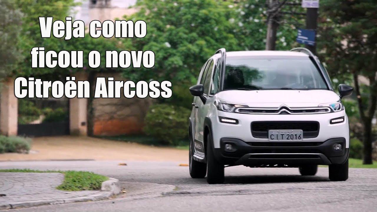 Novo Citro U00ebn Aircross 2016