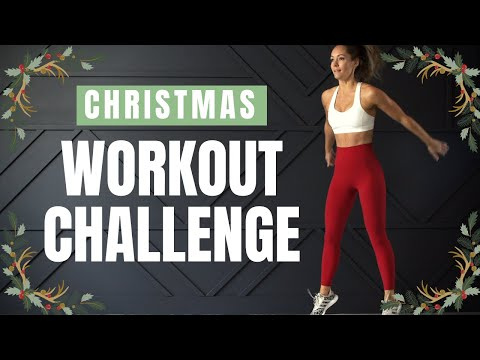 Heather Robertson's Christmas Workout Challenge