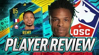 IS HE WORTH IT? 🤔 85 MOMENTS LOIC REMY PLAYER REVIEW! - FIFA 20 Ultimate Team