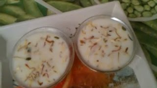 FLATTENED RICE KHEER (DOODH CHOORA)
