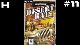 Elite Forces WWII Desert Rats Walkthrough Part 11
