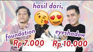 200K Makeup Challenge Indonesia Female Daily Edition
