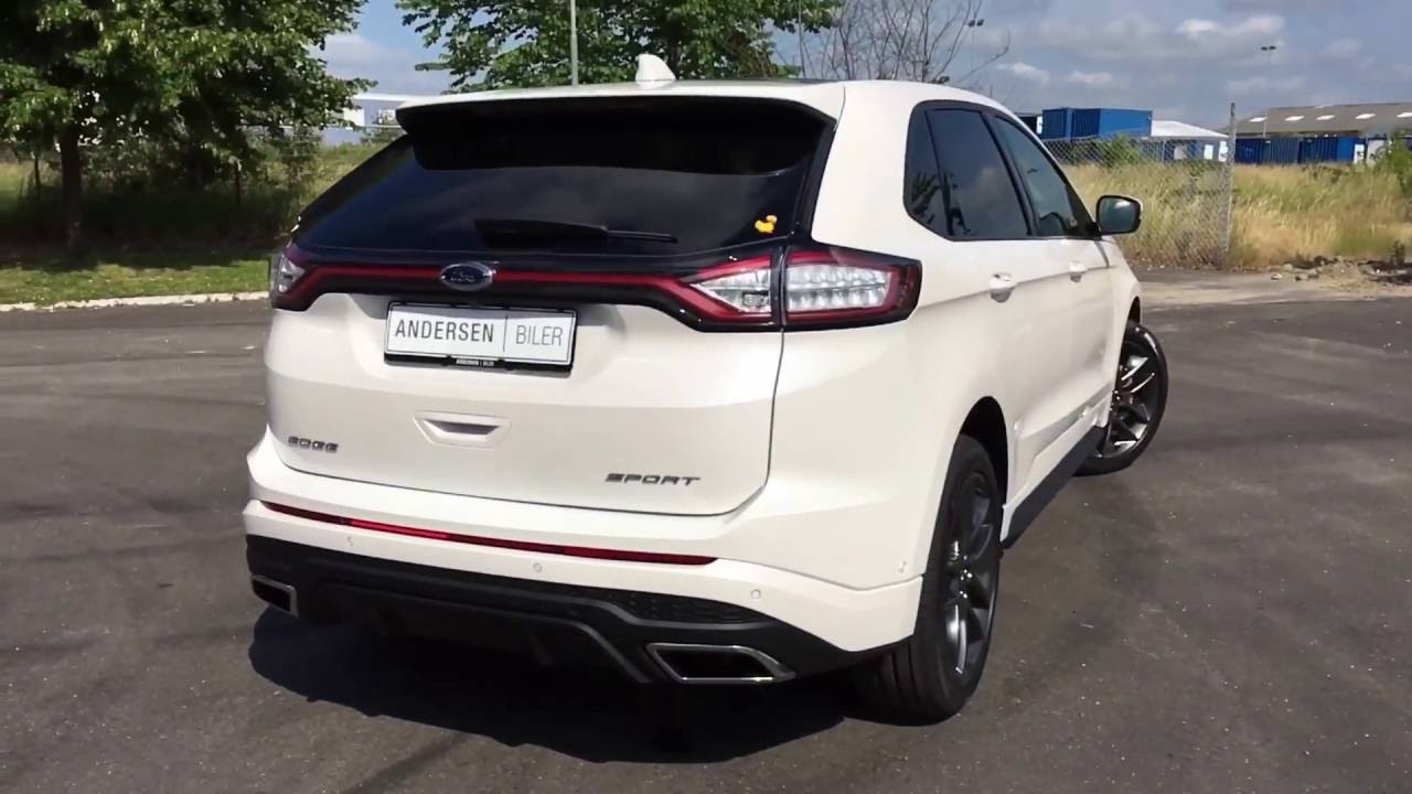 2016 ford edge 2 0 tdci 210 hp awd sport first one. Black Bedroom Furniture Sets. Home Design Ideas