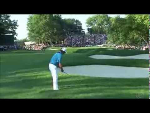 2013 PGA Championship Jason Dufner Highlight