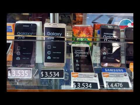 $ chilenos vs $ argentinos, los precios en Zofri Mall de Iquique