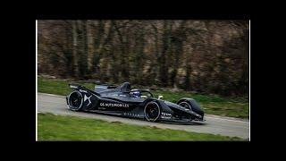 Formula E field completes maiden Gen2 test