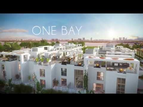 One Bay Design District Residences in Miami – 38 Exclusive and Gated Townhomes +1 305 851 1756