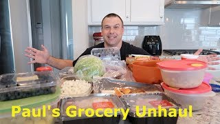 Grocery Unhaul Haul Cleaning Out The Refrigerator   PaulAndShannonsLife