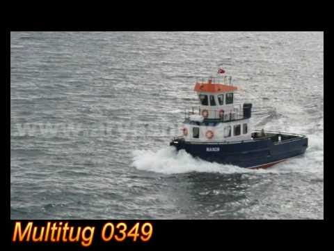 TUGBOAT, PUSHER BOAT, PUSHER TUG, STEEL WORKBOAT, MPP