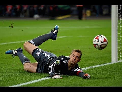 Manuel Neuer - The German TITAN ● Outside the box   1080p-HD