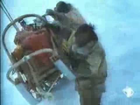 Antarctica 1983 poster
