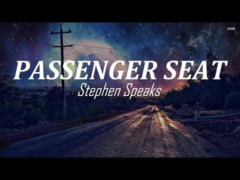 Stephen Peaks - Passenger Seat (Lyrics)