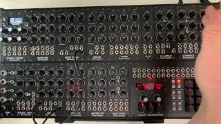 Erica Synths Techno System (Drum Sequencer)