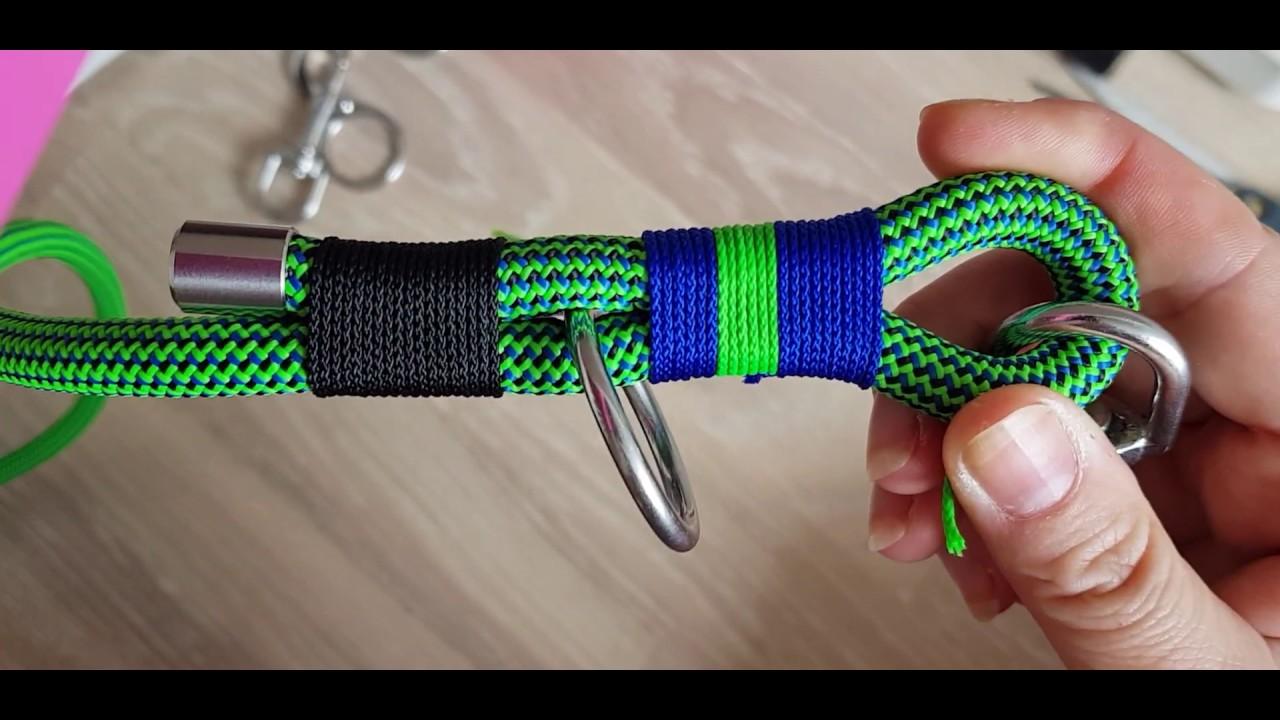 Tauhalsband Takeln Hundehalsband Selber Machen