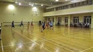 Баскетбол девочки 25.01.2020 Липецк - Орёл 02