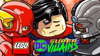 NA RATUNEK SUPERMANOWI | LEGO DC Super Villains PL #16